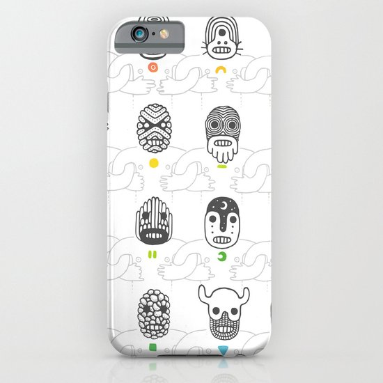 (The Ghosts of our) Forefathers iPhone & iPod Case