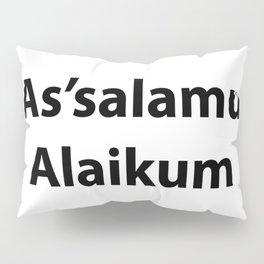 As'salamu Alaikum Pillow Sham