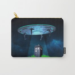 Tardis UFO Carry-All Pouch