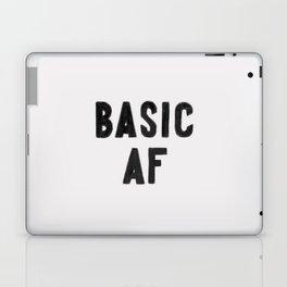 Basic AF Laptop & iPad Skin