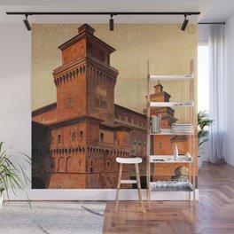 Castello Estense Ferrara Italy Wall Mural