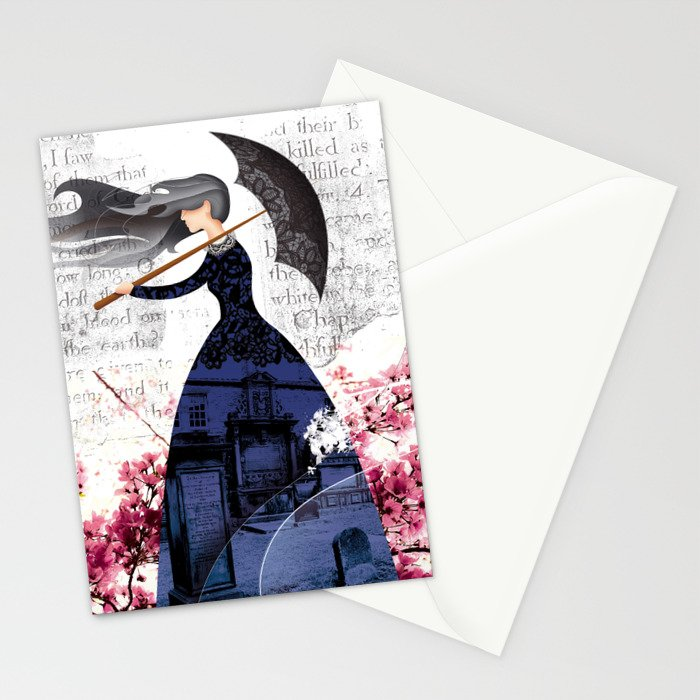 THE COVENANTER'S WIDOW Stationery Cards