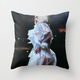 Kehlani 5 Throw Pillow