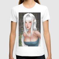elf T-shirts featuring Elf by KyokoLunar