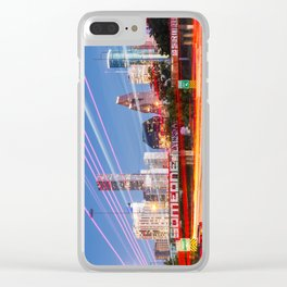 """Tonight, I decided to """"Be Someone"""" Clear iPhone Case"""