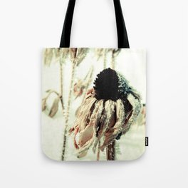 Dying Beauty Tote Bag