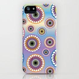Lotus_Series 2 iPhone Case