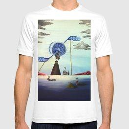 Prayer to Technology T-shirt