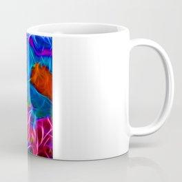 Abstract Electrified Coffee Mug
