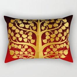 Bodhi Tree0402 Rectangular Pillow