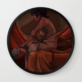 Sentada Wall Clock