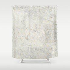 gOld 3D Shower Curtain