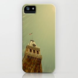 The Tribune Tower iPhone Case