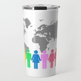 Be Engaged in Sharing the Gospel of Christ Travel Mug