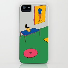 Candy Head iPhone Case