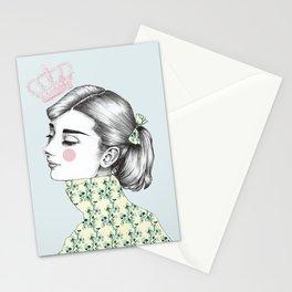 Audrey Hepburn 1 Stationery Cards