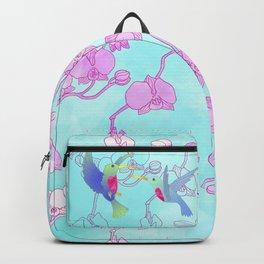 orquideas Backpack