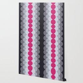 Gradual Pink Yarrow Wallpaper