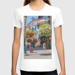 Stephen Avenue Walk T-shirt