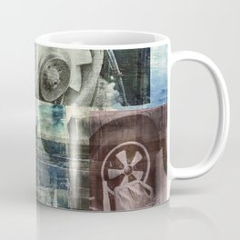 SRC Preparations Wall Art Race Two Coffee Mug