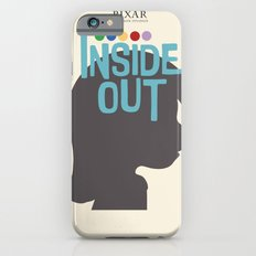 Inside Out - Minimal Movie Poster iPhone 6s Slim Case