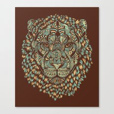 Lion (Royal) Canvas Print