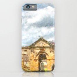 Old Holy Trinity Church, Wentworth iPhone Case
