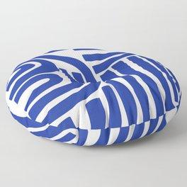 S and U Floor Pillow