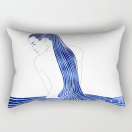 Lysianassa Rectangular Pillow
