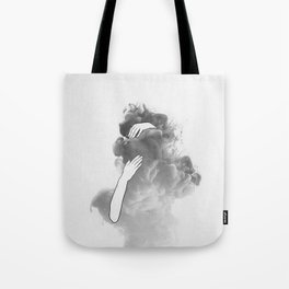 The imaginary parts of my mind. Tote Bag