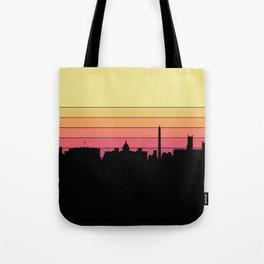 Washington Skyline Tote Bag