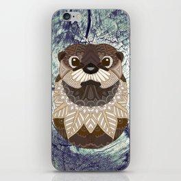 Ornate Otter iPhone Skin