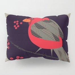 Cardinal Song Pillow Sham