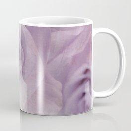 wet purple rose Coffee Mug