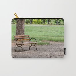 Lonely bench Carry-All Pouch