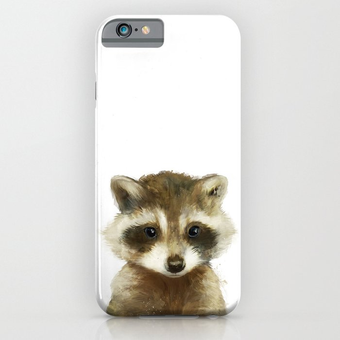 little raccoon iphone case