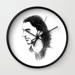 depeche dave gahan sofad Wall Clock