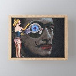 Dali Muse Framed Mini Art Print