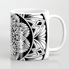 Mandala flower Coffee Mug