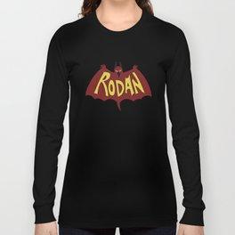 Kaiju Rodan '66 Long Sleeve T-shirt