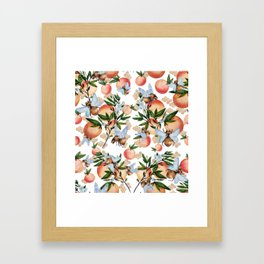 Pollinated Framed Art Print