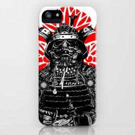 Bushi Trooper iPhone Case