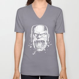 Barbarian Game Face Unisex V-Neck