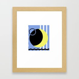 selene Framed Art Print