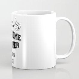 AWESOME TEACHER Coffee Mug