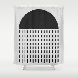 Let the rain sing you a lullaby Shower Curtain