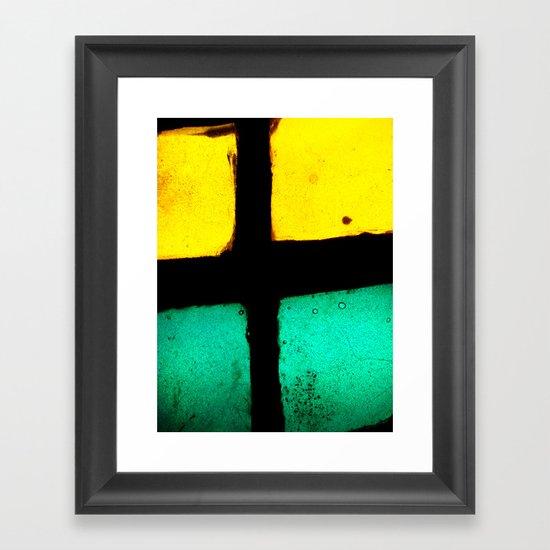 Light and Color III Framed Art Print