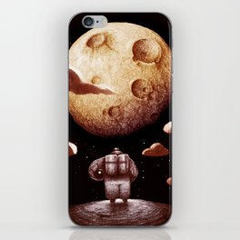 Astronaut's Dream iPhone Skin