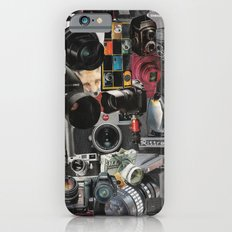 COLLAGE LOVE: How Do You See the World? iPhone 6s Slim Case