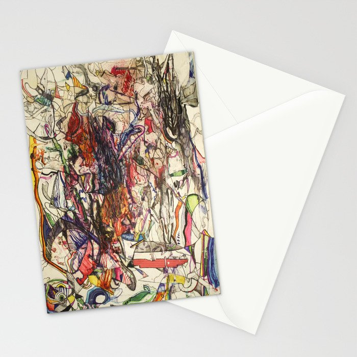 Smoke & Feng Shui Stationery Cards